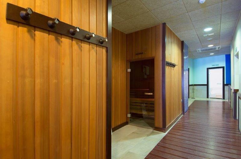 Hotel Spa Villalba - sauna