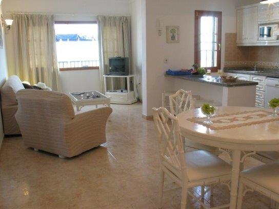 Villa Don Rafael - woonkamer