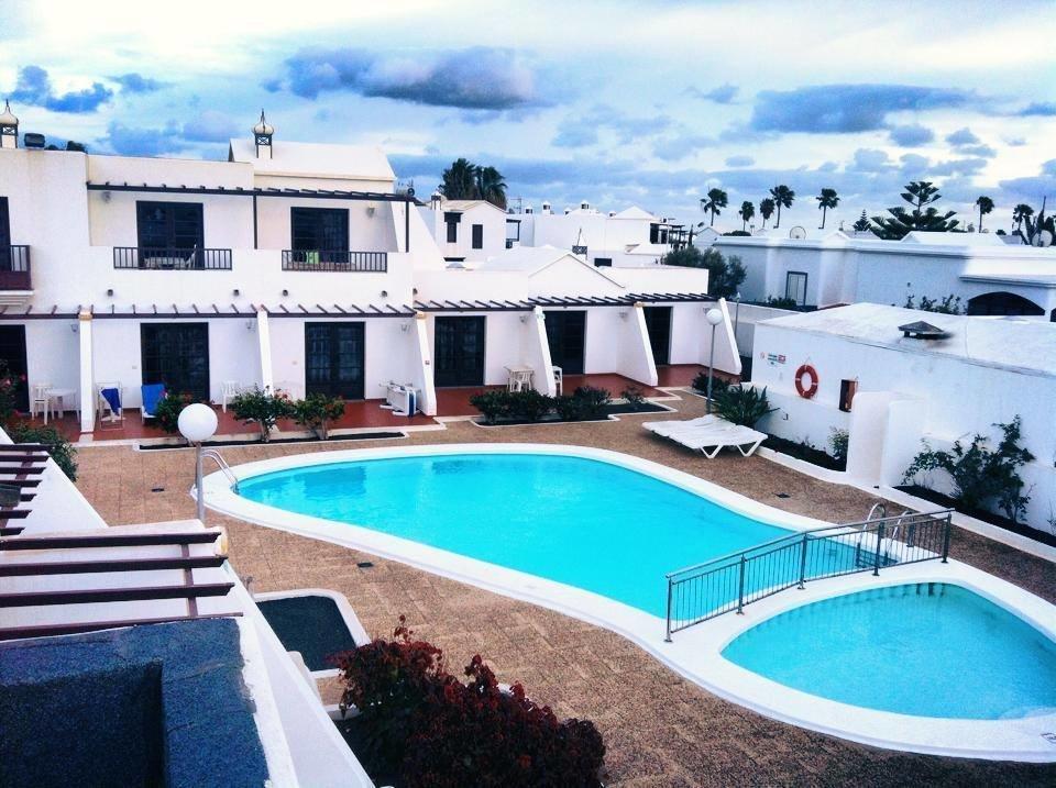 Appartementen La Laguneta -zwembad