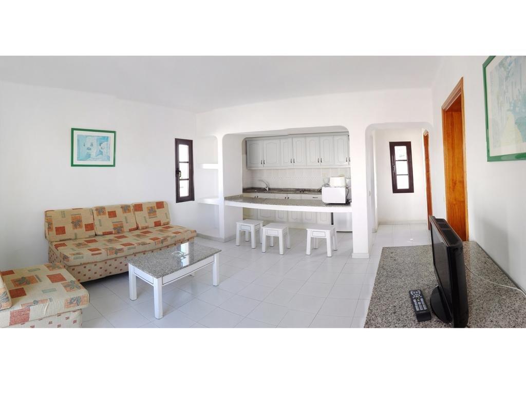 Appartementen La Laguneta - woonkamer