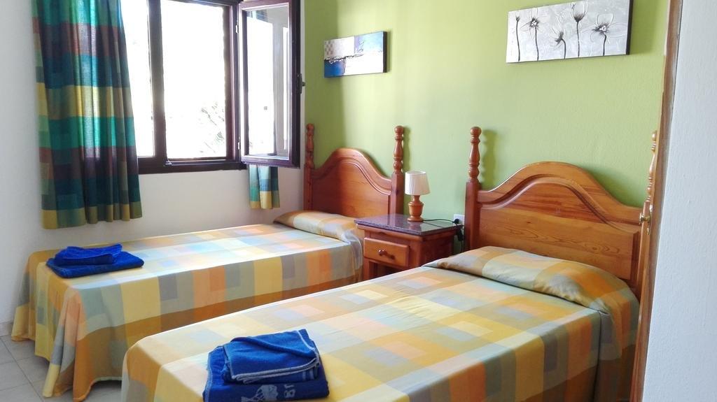 Appartementen La Laguneta - slaapkamer