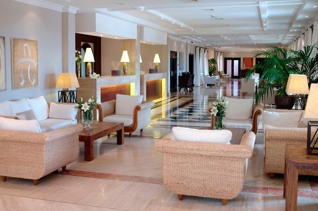 Hotel Las Madrigueras - receptie