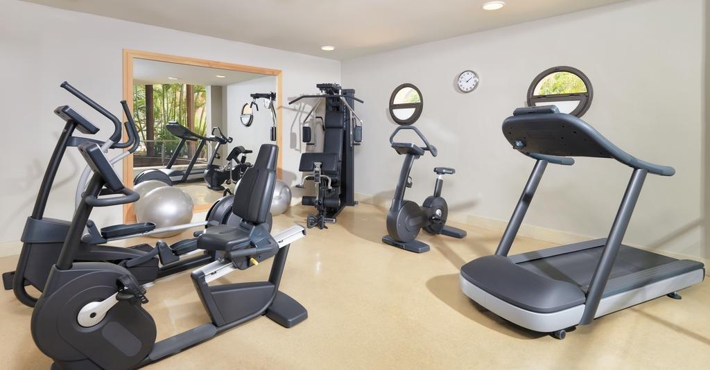 Hotel Las Madrigueras - fitnessruimte