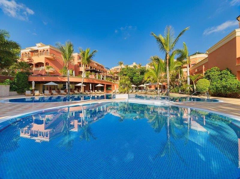 Hotel Las Madrigueras - zwembad