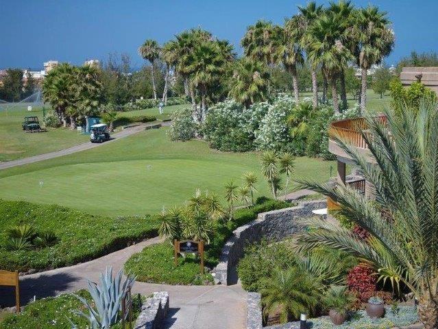 Hotel Las Madrigueras - golfbaan