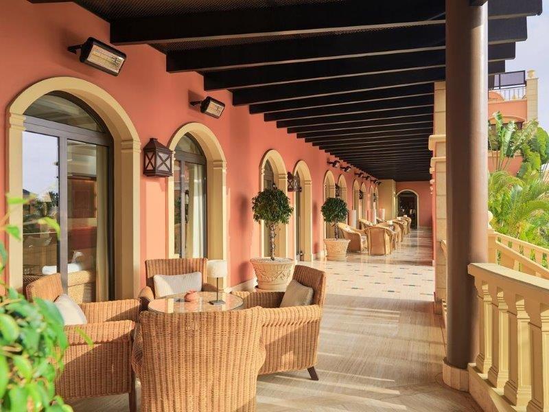 Hotel Las Madrigueras - terras