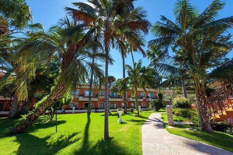 Appartementen Ambassador - tuin