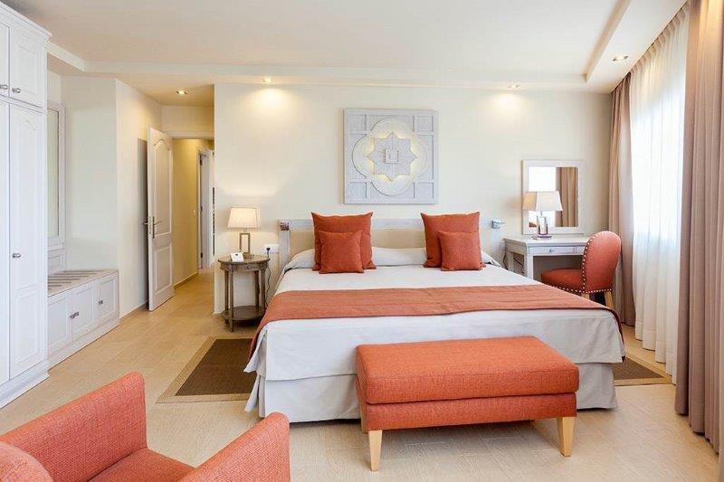 Appartementen Ambassador - slaapkamer