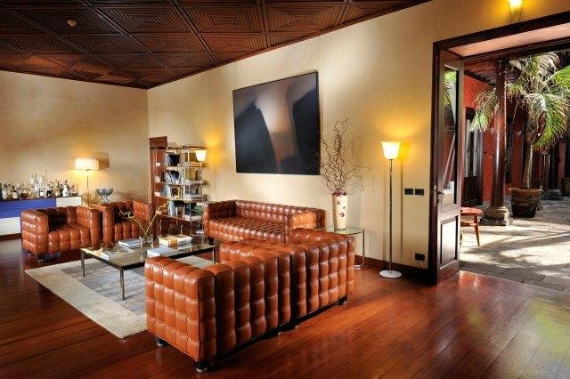 Hotel San Roque - lounge