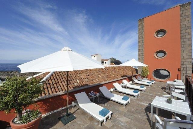 Hotel San Roque - zonneterras