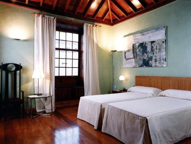 Hotel San Roque - slaapkamer