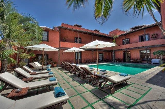 Hotel San Roque - zwembad