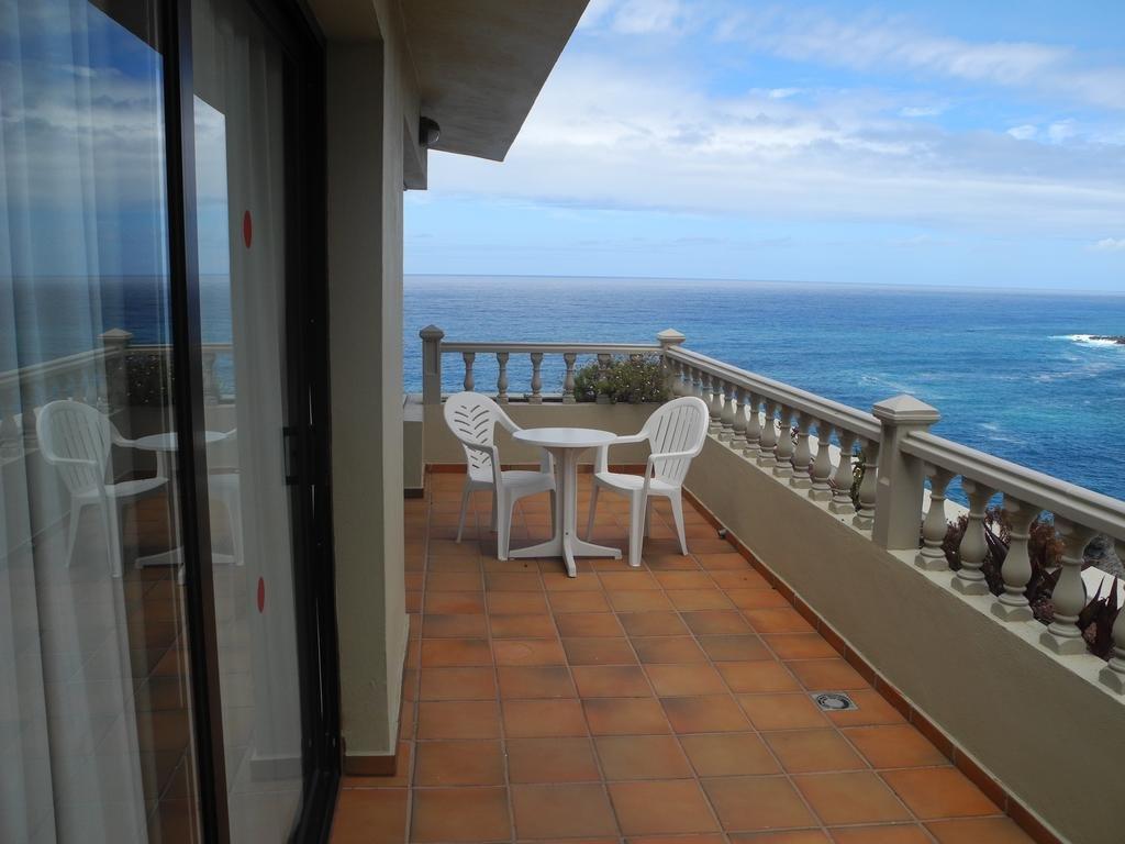 Appartement Playa de los Roques - balkon