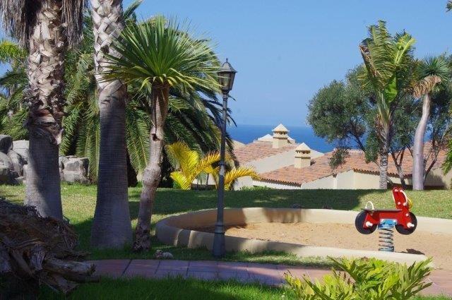 Appartement Playa de los Roques - speeltuin