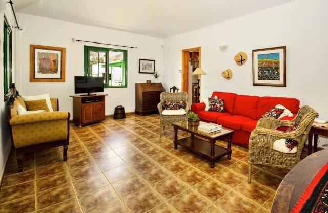 Villa Andrea - woonkamer