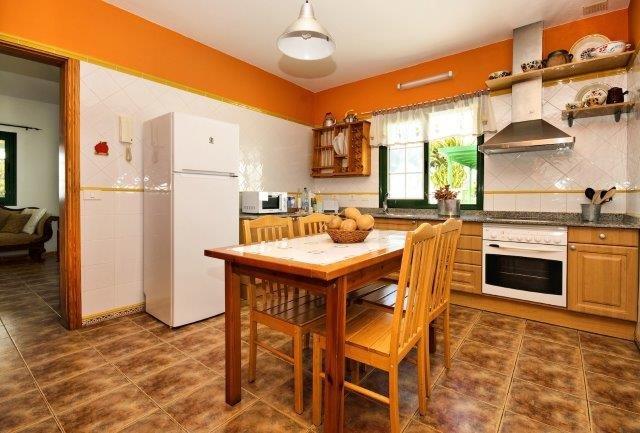 Villa Andrea - keuken