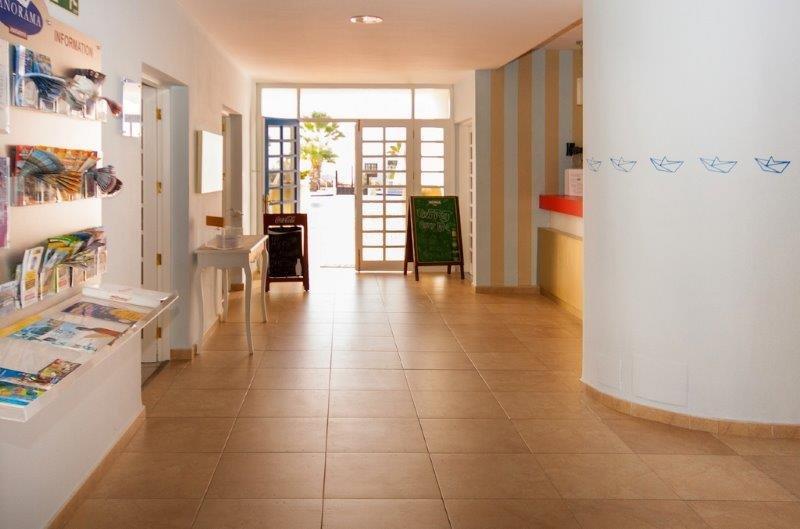 Appartementen Panorama - entree