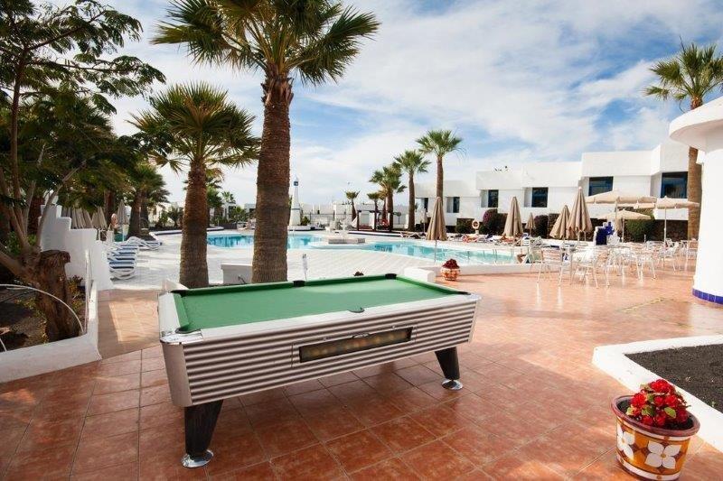 Appartementen Panorama - zwembad