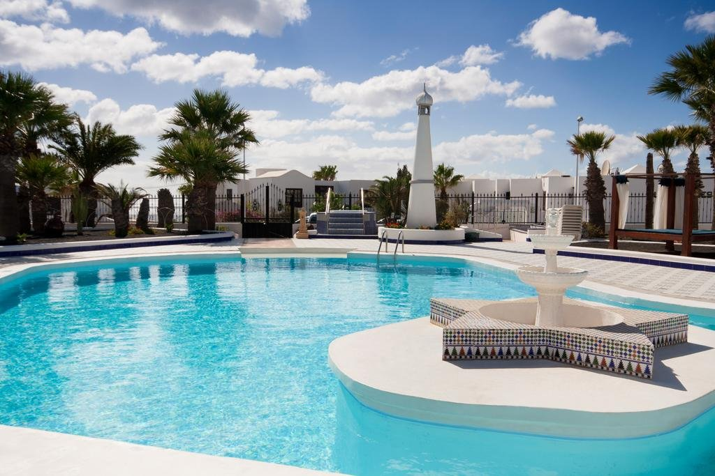 Bijzondere accommodaties Appartementen Panorama in Puerto del Carmen (Lanzarote, Spanje)