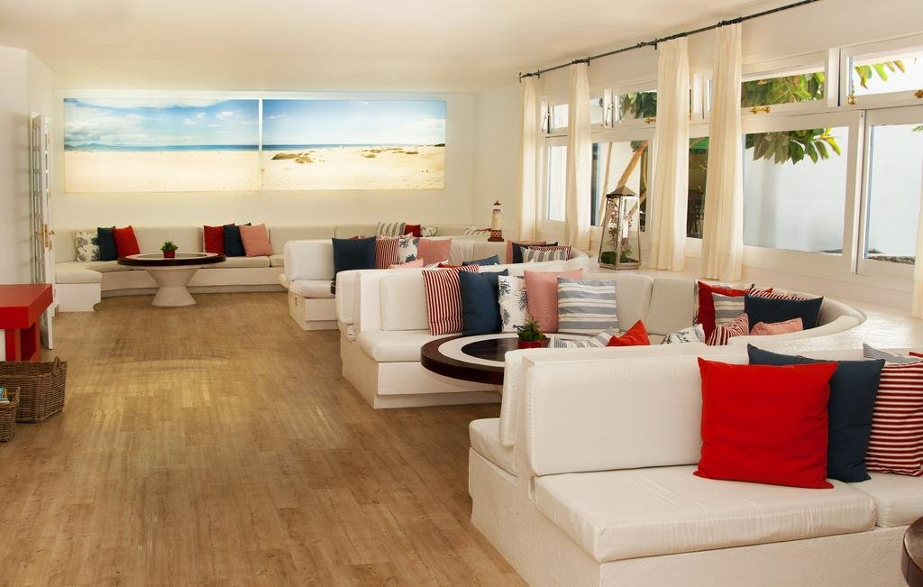 Appartementen Panorama - lounge