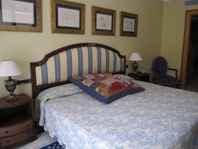 Hotel Villa Vik - slaapkamer