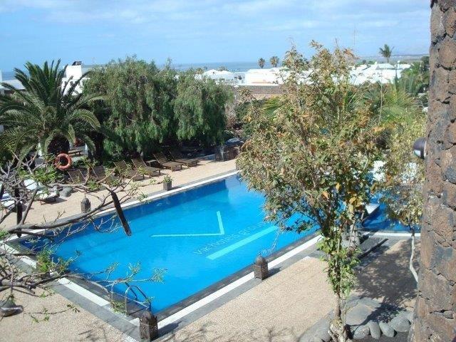 Hotel Villa Vik - zwembad