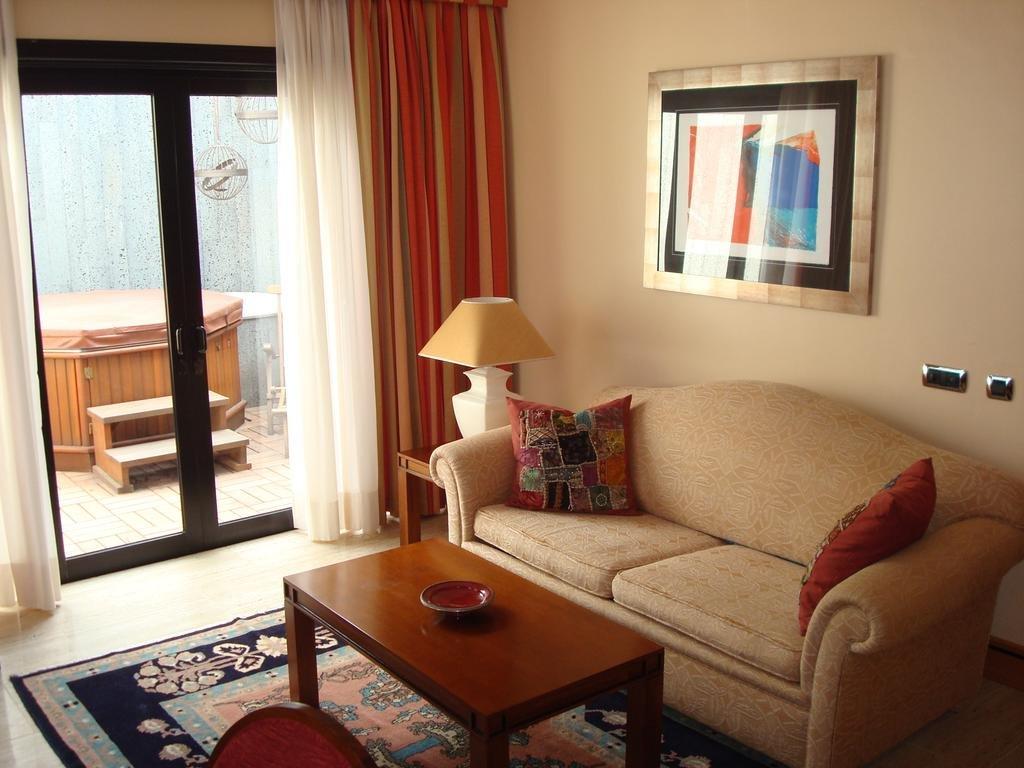 Hotel Villa Vik -  woonkamer