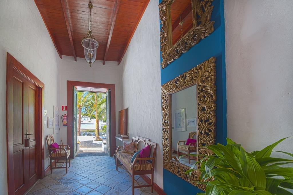 Hotel Villa Delmas - entree