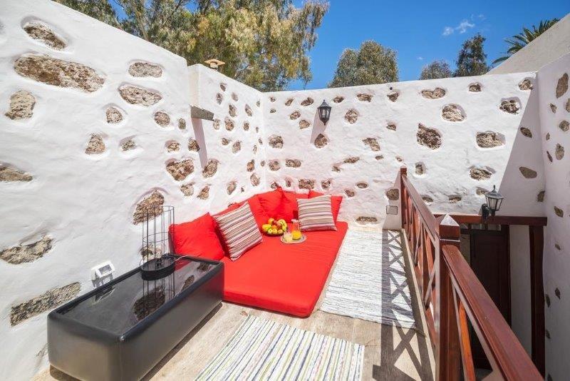 Hotel Villa Delmas -terras