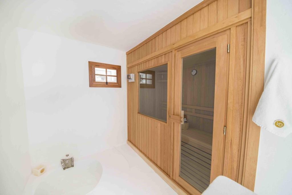 Hotel Villa Delmas - sauna