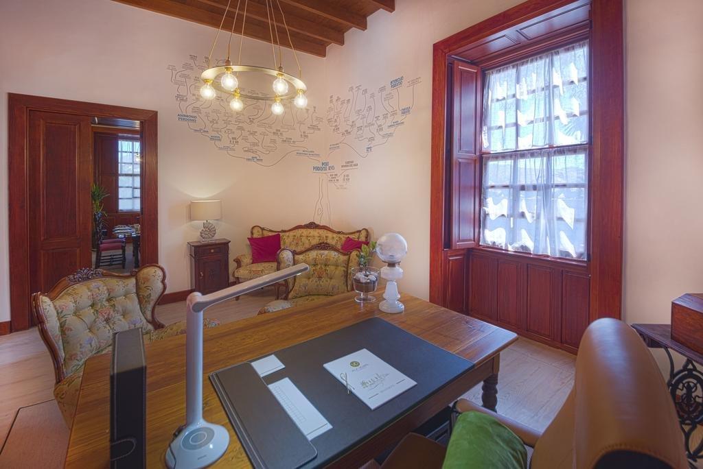 Hotel Villa Delmas - receptie