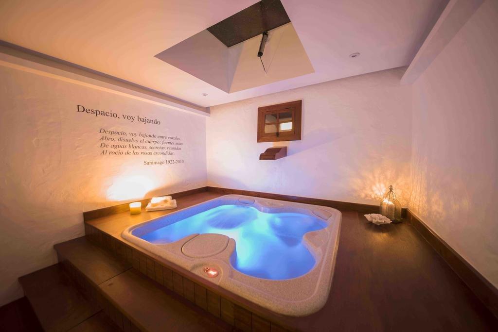 Hotel Villa Delmas - whirlpool