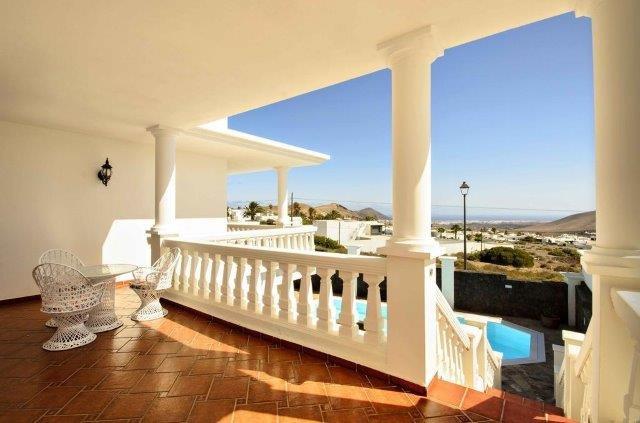Villa Los Loros - terras
