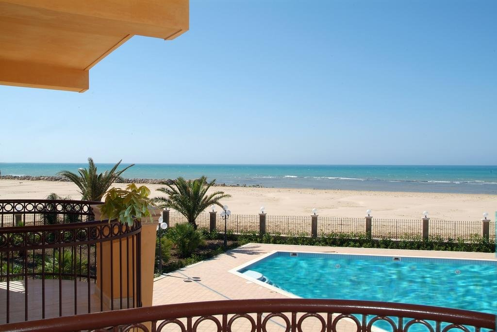 Bijzondere accommodaties Hotel Villa Romana in Porto Empedocle (Sicilië, Italië)