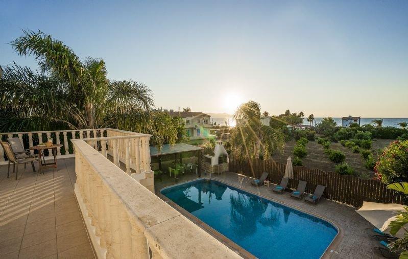 Villa Alasia - uitzicht