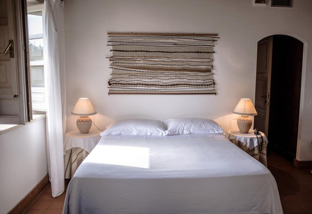 Hotel Masseria degli Ulivi - slaapkamer