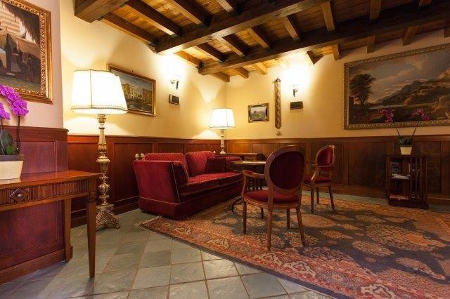 Hotel Baglio della Luna - zitje