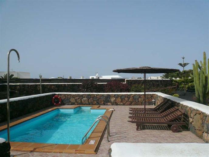 Villa Caserio de Guime - zwembad