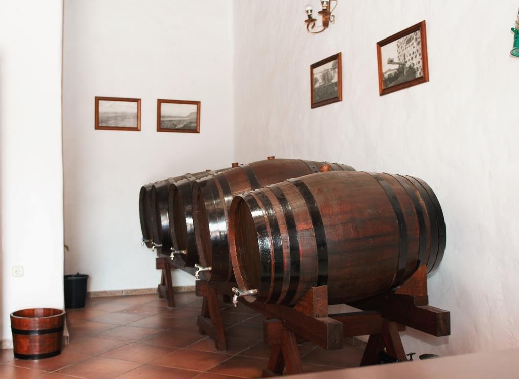 Villa Caserio de Guime - sfeer