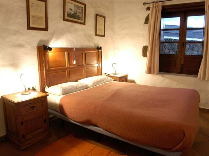 Villa Caserio de Guime - slaapkamer