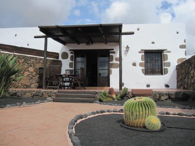 Villa Caserio de Guime - buitenkant