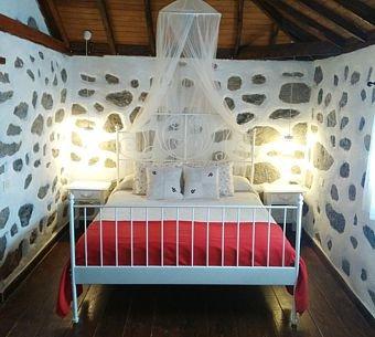 Casita Magrina - slaapkamer