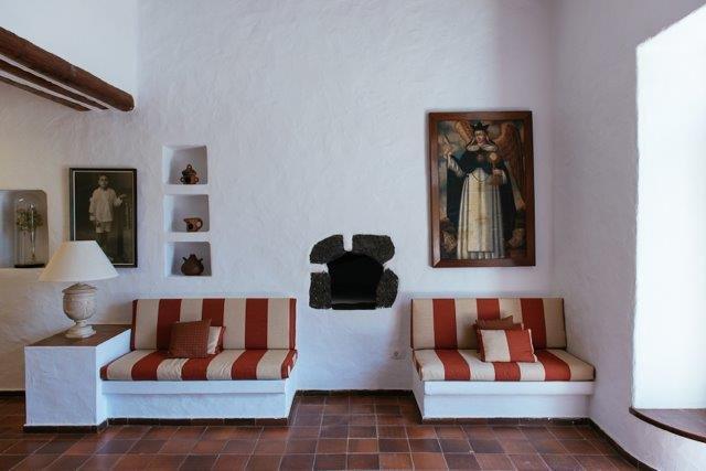 Hotel Mozaga -  lounge