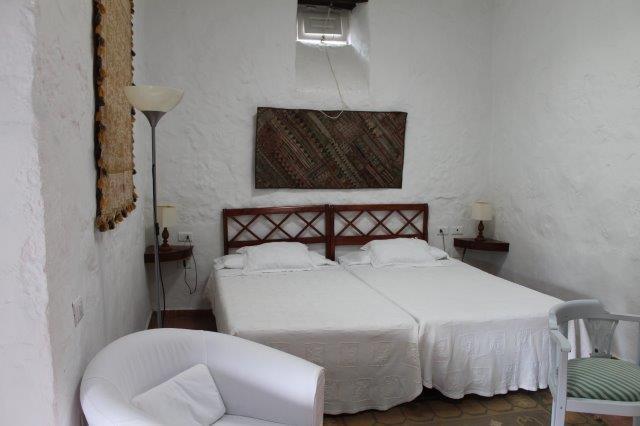 Hotel Mozaga - slaapkamer
