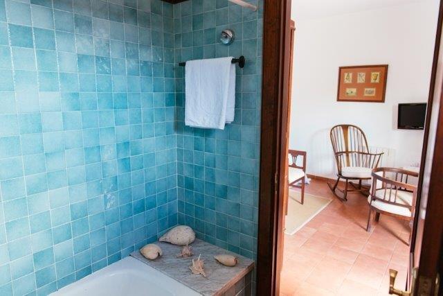 Hotel Mozaga - badkamer