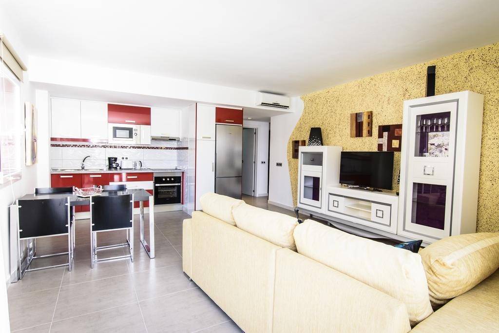 Appartementen Sol Mogan - appartement