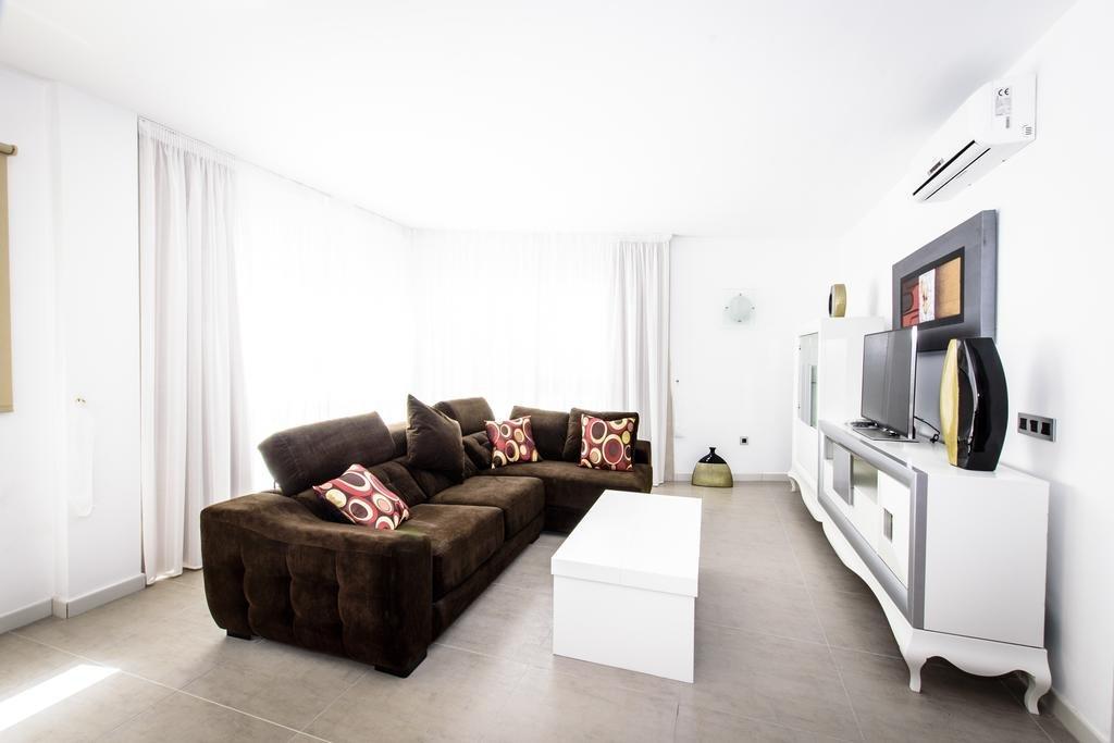 Appartementen Sol Mogan - woonkamer