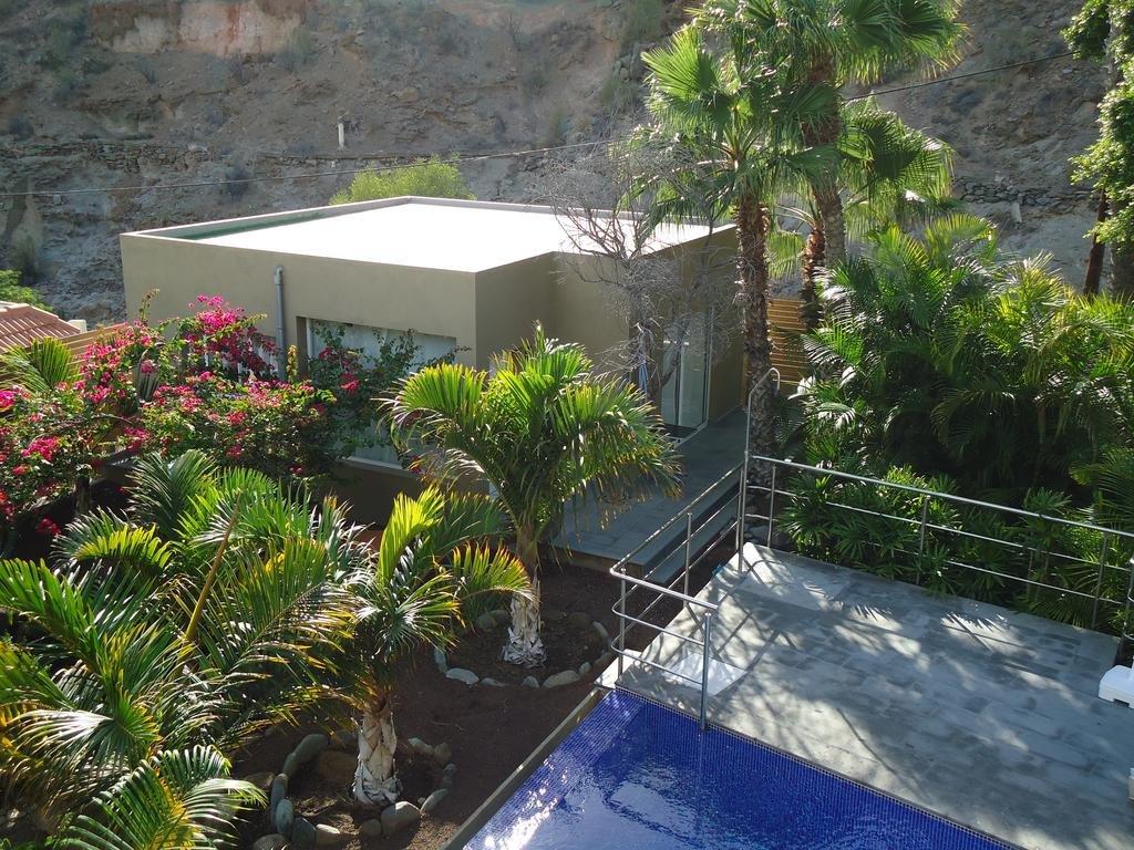 Appartementen Los Jardines - tuin