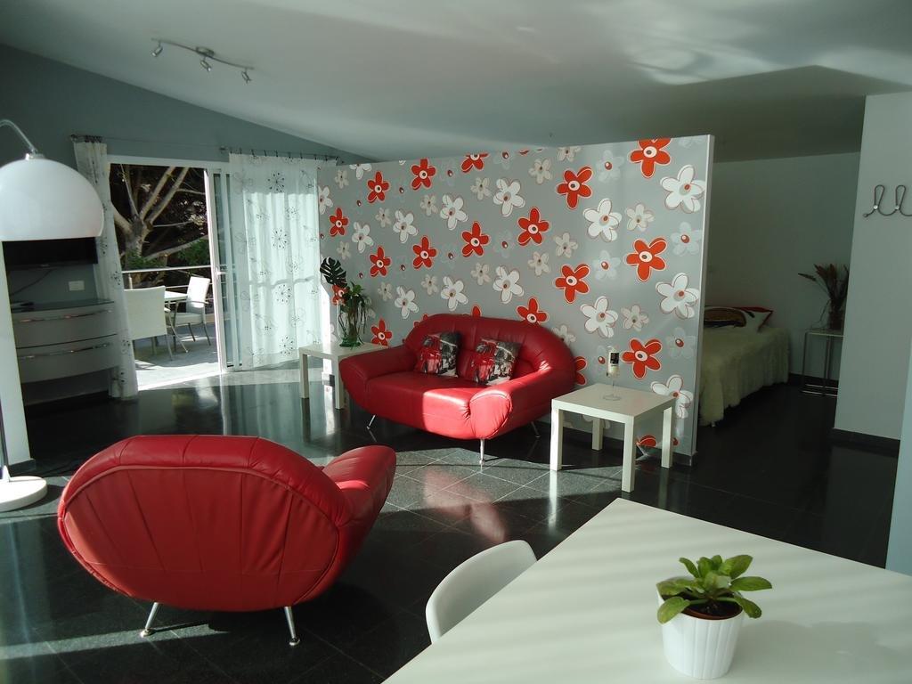Appartementen Los Jardines - woonkamer