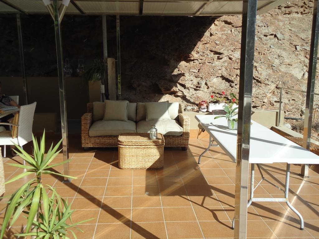 Appartementen Los Jardines - terras